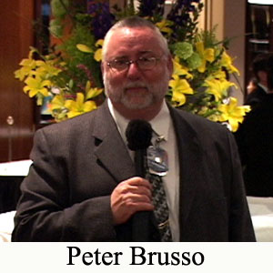 <center>Peter Brusso Ph.D.