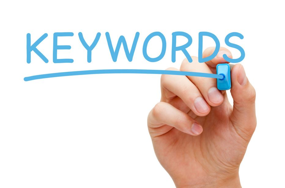 Keywords are they dead or not?