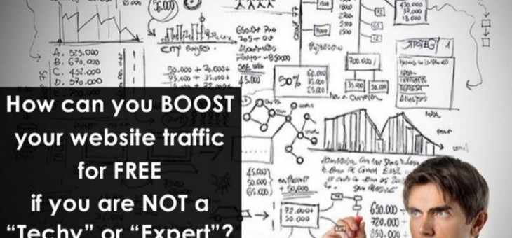 Get killer website traffic!