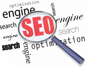The importance of search words for SEO